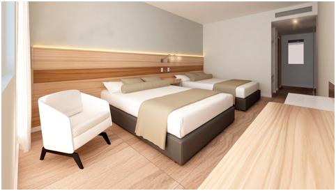 Rede Bourbon inaugura mais um hotel no Paraná