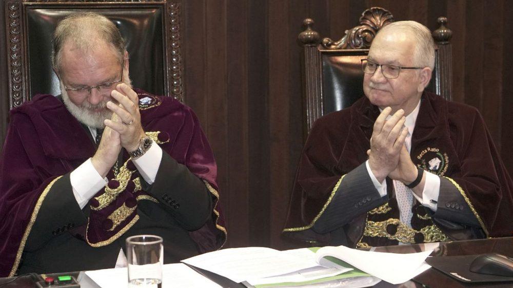 Fachin prestigia aniversário da Academia Paranaense de Letras Jurídicas