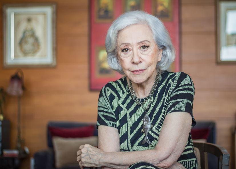 Fernanda Montenegro lança sua biografia fotográfica em Curitiba