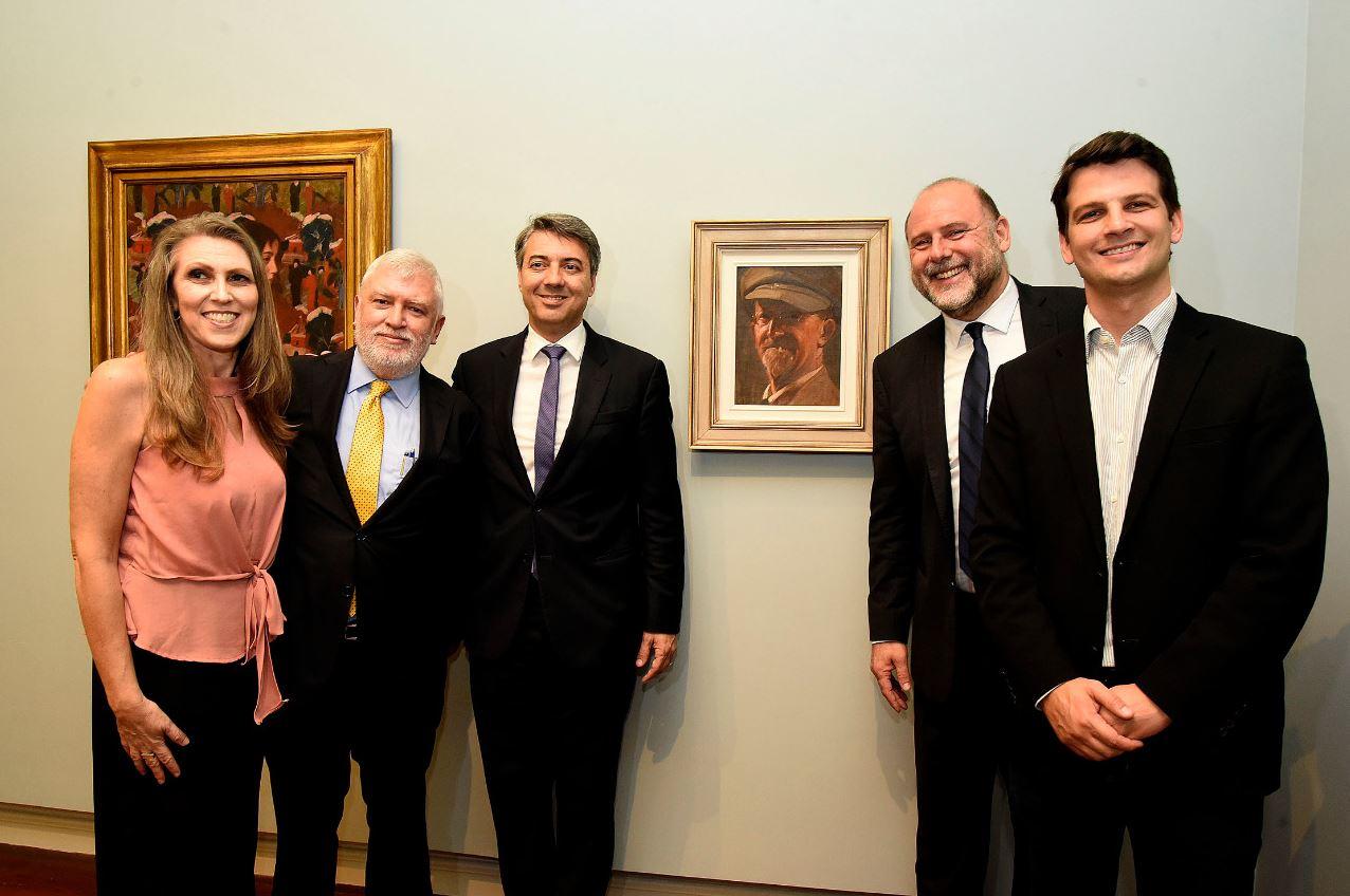Museu Alfredo Andersen é reinaugurado com novo nome e instalações revitalizadas